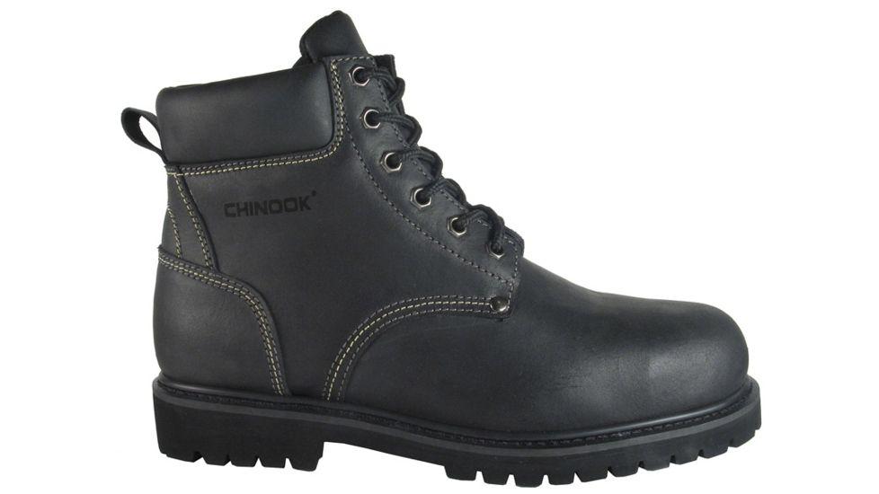 Chinook Footwear Oil Rigger Steel Toe Boots