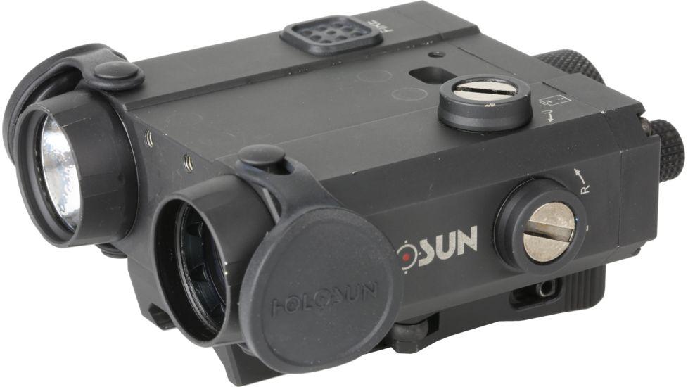holosun ir dual sight laser illuminator