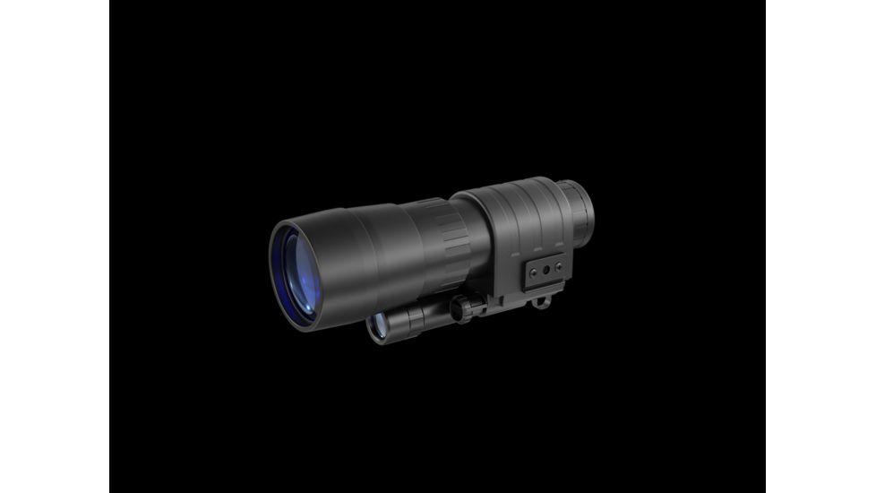 Pulsar Challenger GS 3.5x50mm Black Night Vision Scope w/ IR Illuminator 74097