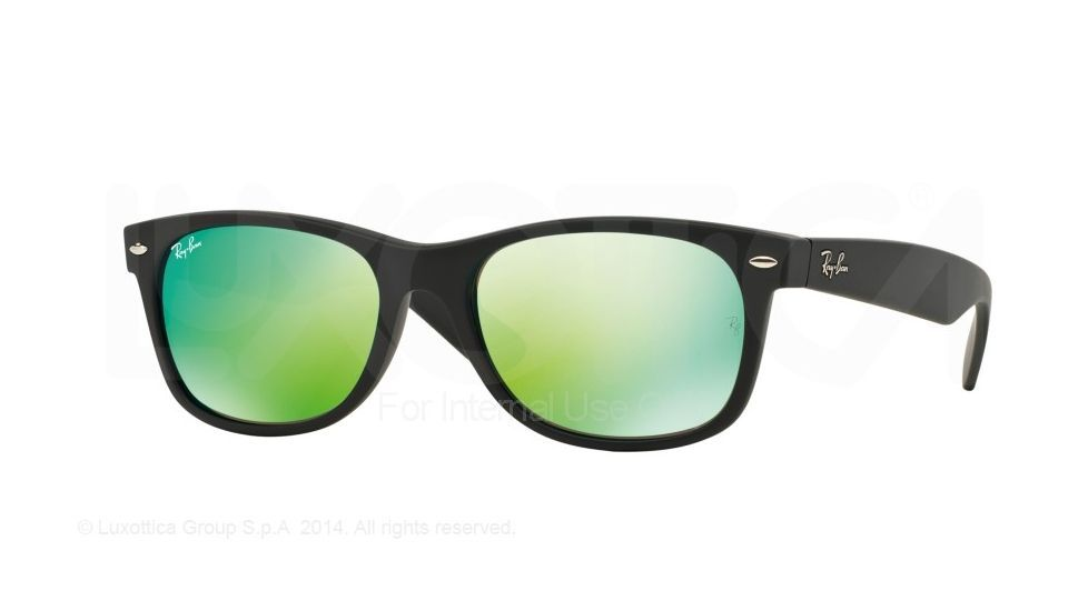 Dallas Green Glasses Frames : ray ban wayfarer rb2132 sunglasses black frames green lens