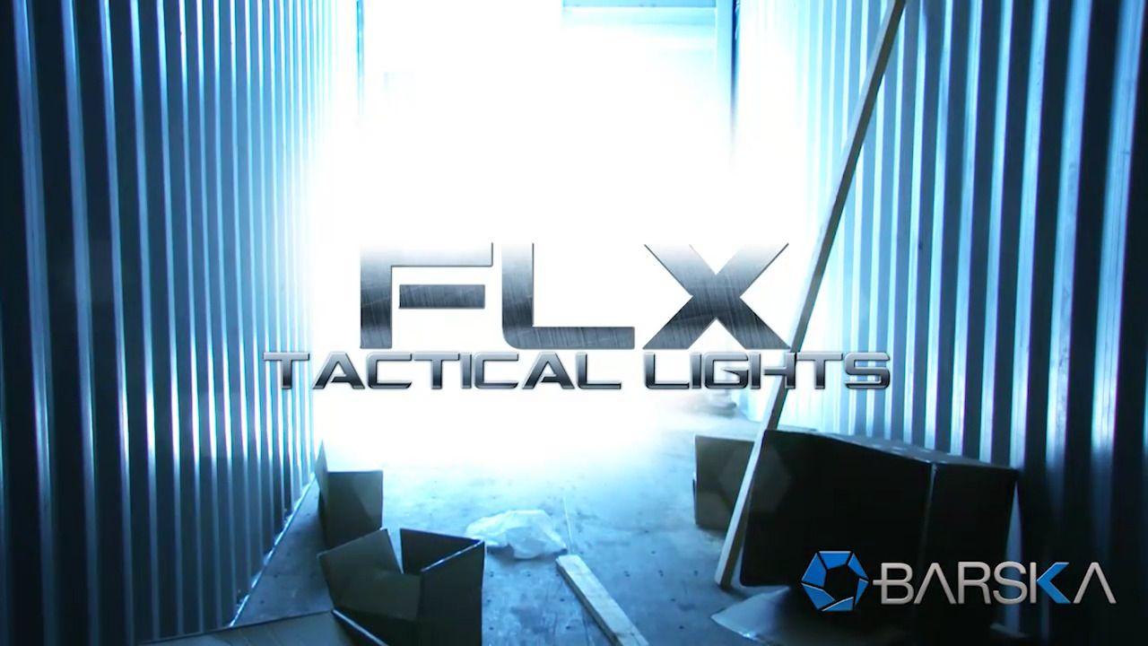 Barska FLX 260 Lumen Tactical Flashlight & Vertical Grip | 41% Off ...