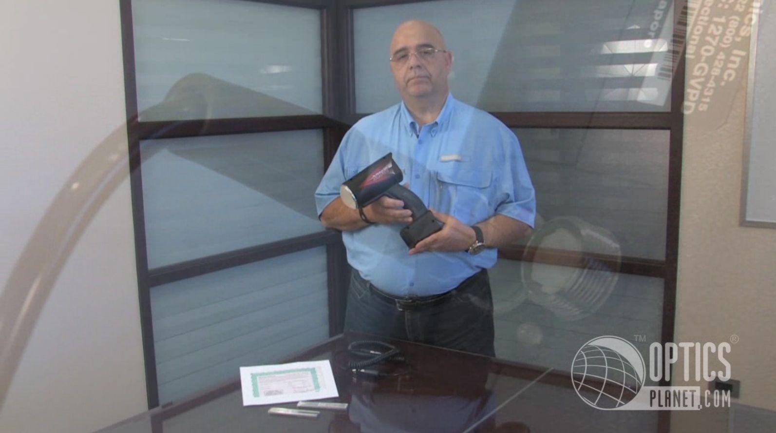 opplanet decatur scout radar gun flv