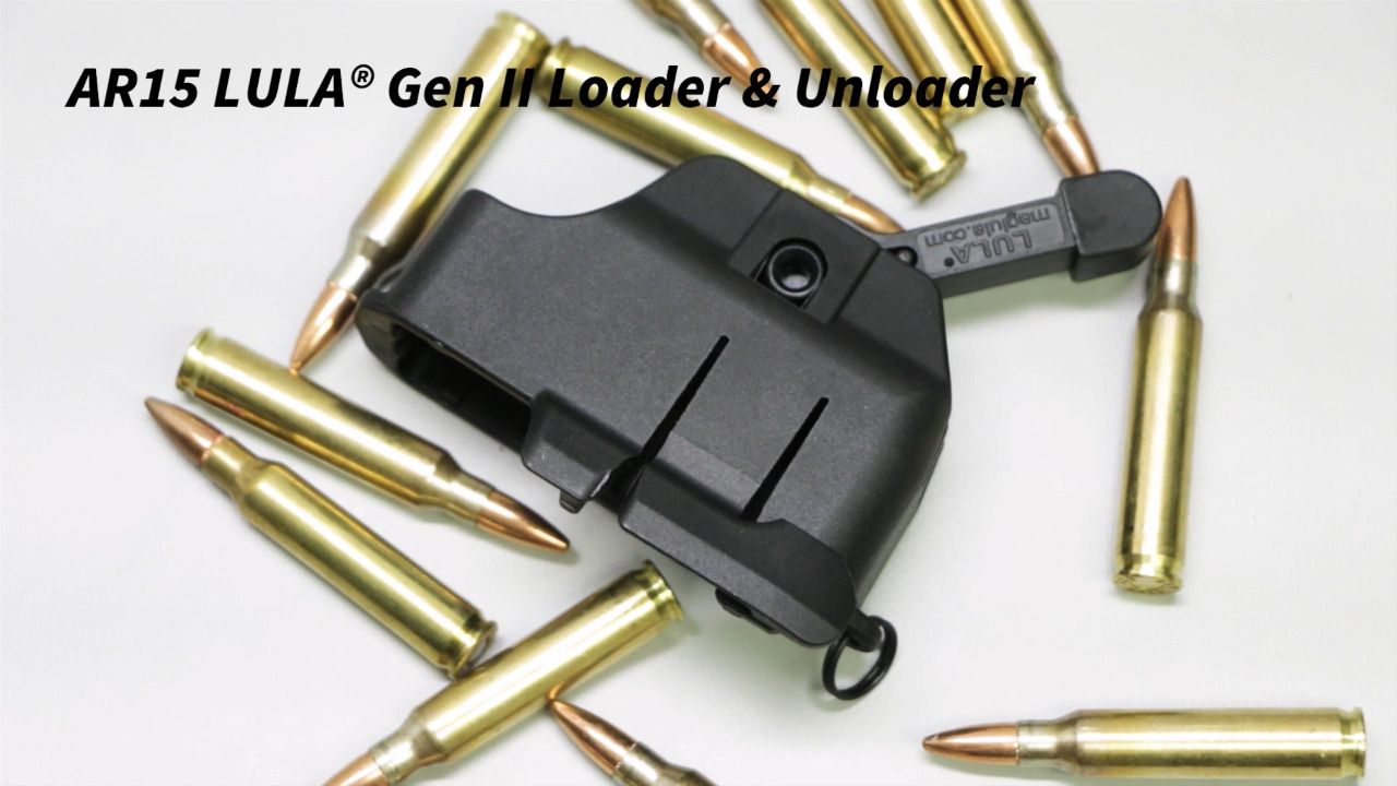 Maglula LULA Rifle Magazine Speed Loader