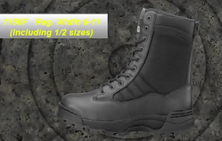 0321e132403 Original S.W.A.T. 1150F Classic 9in Ladies Tactical Boots