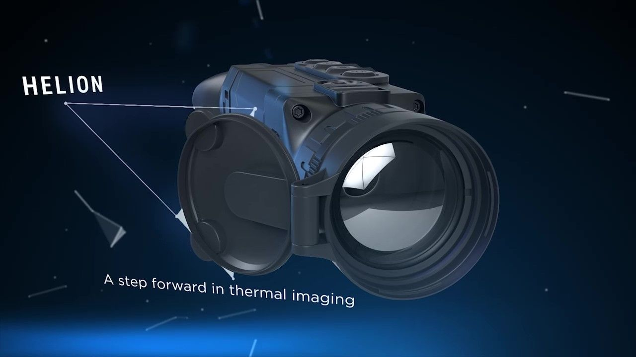 Pulsar Helion Xq50f 41 164x Thermal Imaging Monocular 33002 Mains Pulser Opplanet Promo 1 Video