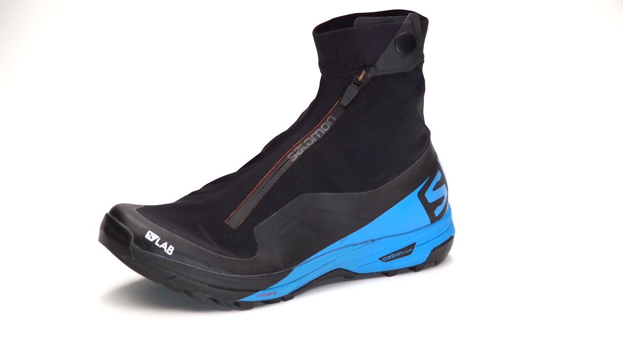 buy online 48fbe 5713f opplanet salomon s lab xa alpine 2 running shoes video