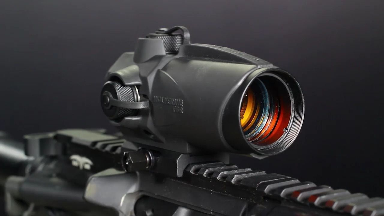 Wolverine Red Dot Sight From OpticsPlanet