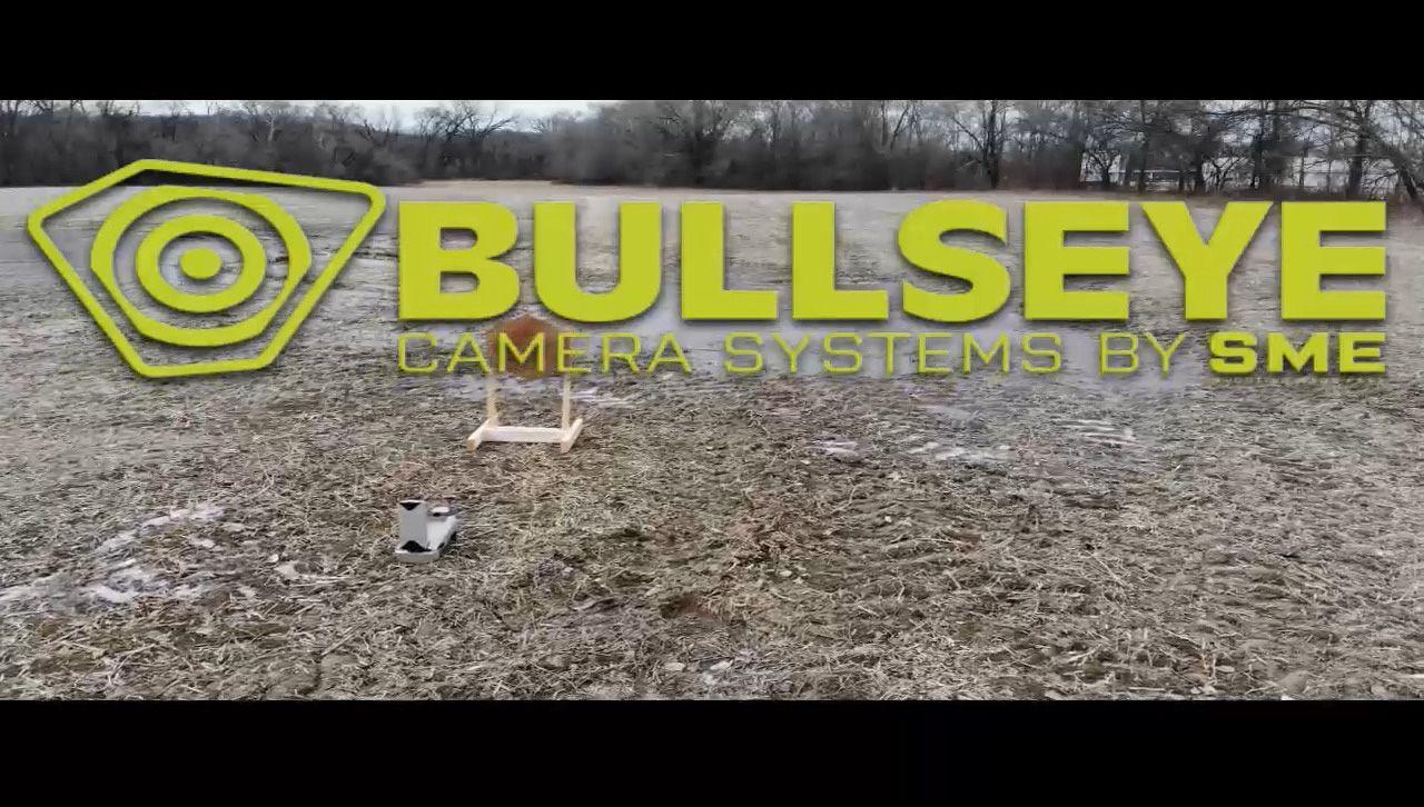 Bullseye AmmoCam Long Range Edition Target Camera | Trail Camera