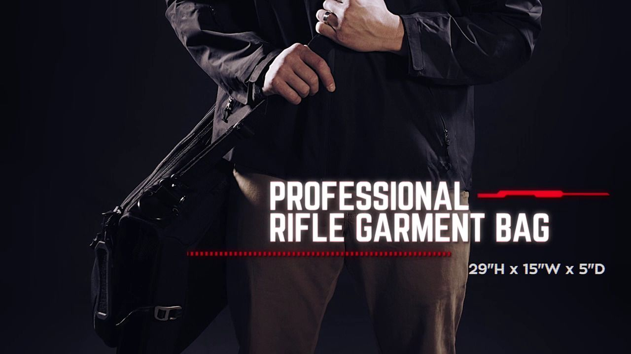 Vertx Professional Rifle Garment Bag Up To 23 Off 5