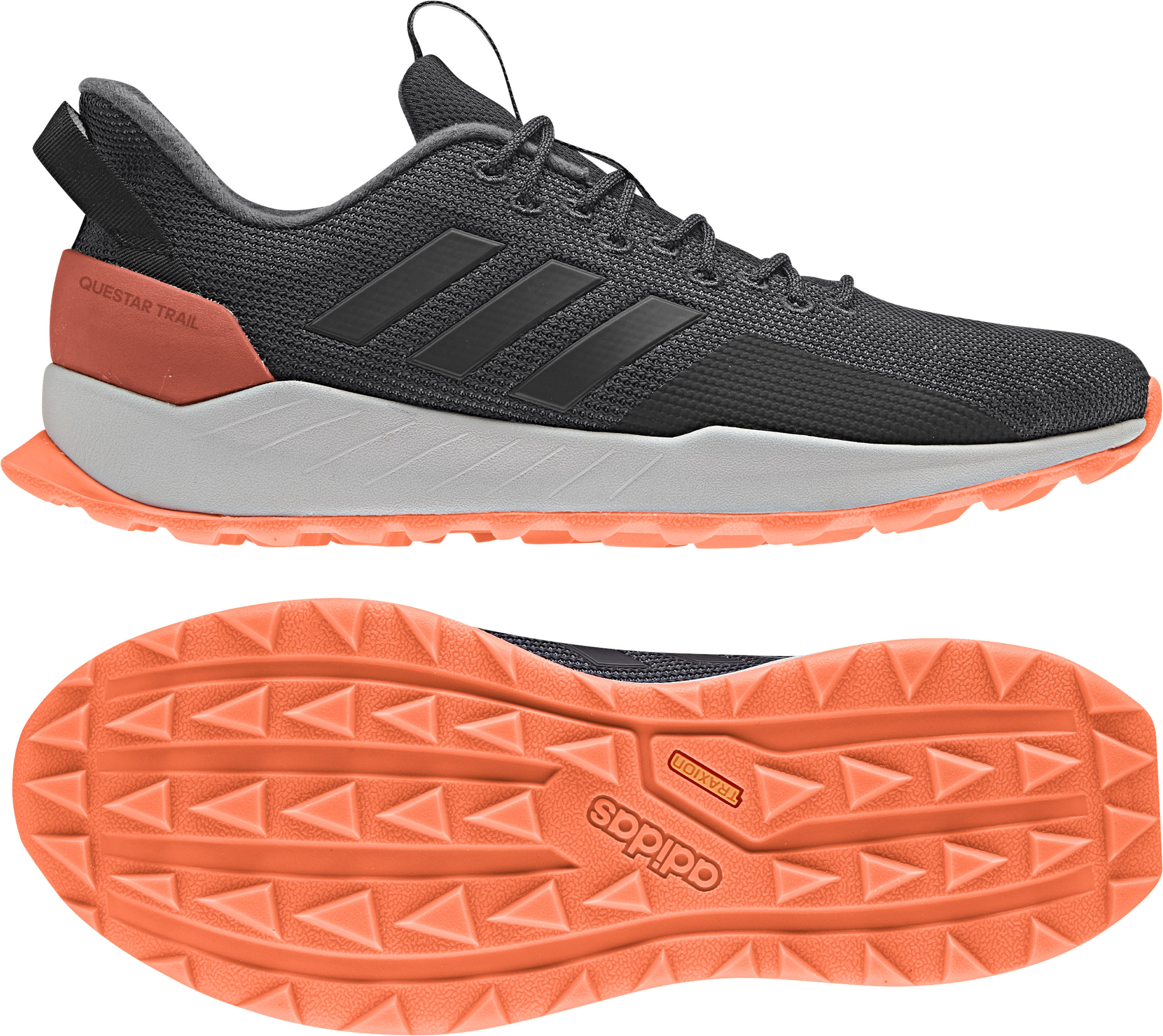 super popular d62bb cce19 Adidas Outdoor Questar Trail Running Shoe- Mens  Up to 41% Off Free  Shipping over 49!