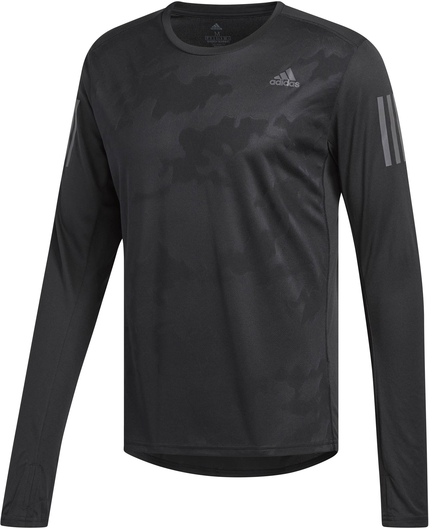 adidas Men's Running Response Long Sleeve Tee
