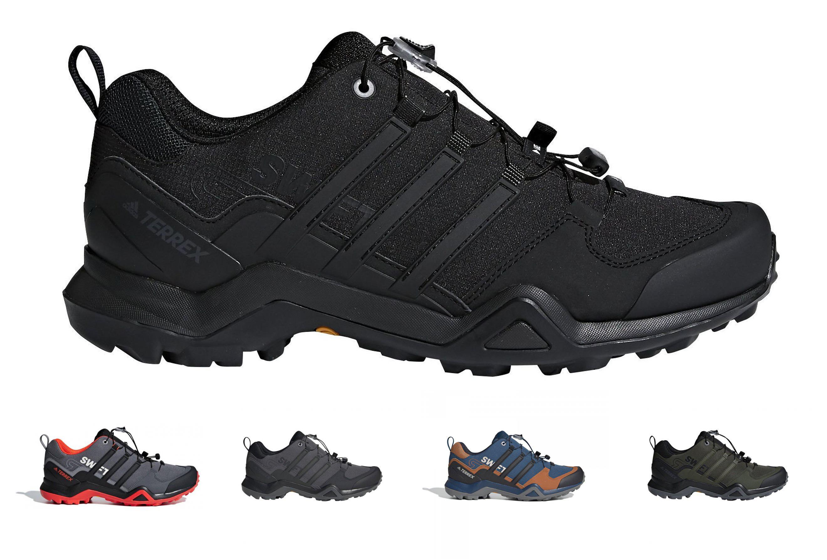 Adidas Outdoor Terrex Swift R2 Hiking Shoe Men's | Up to