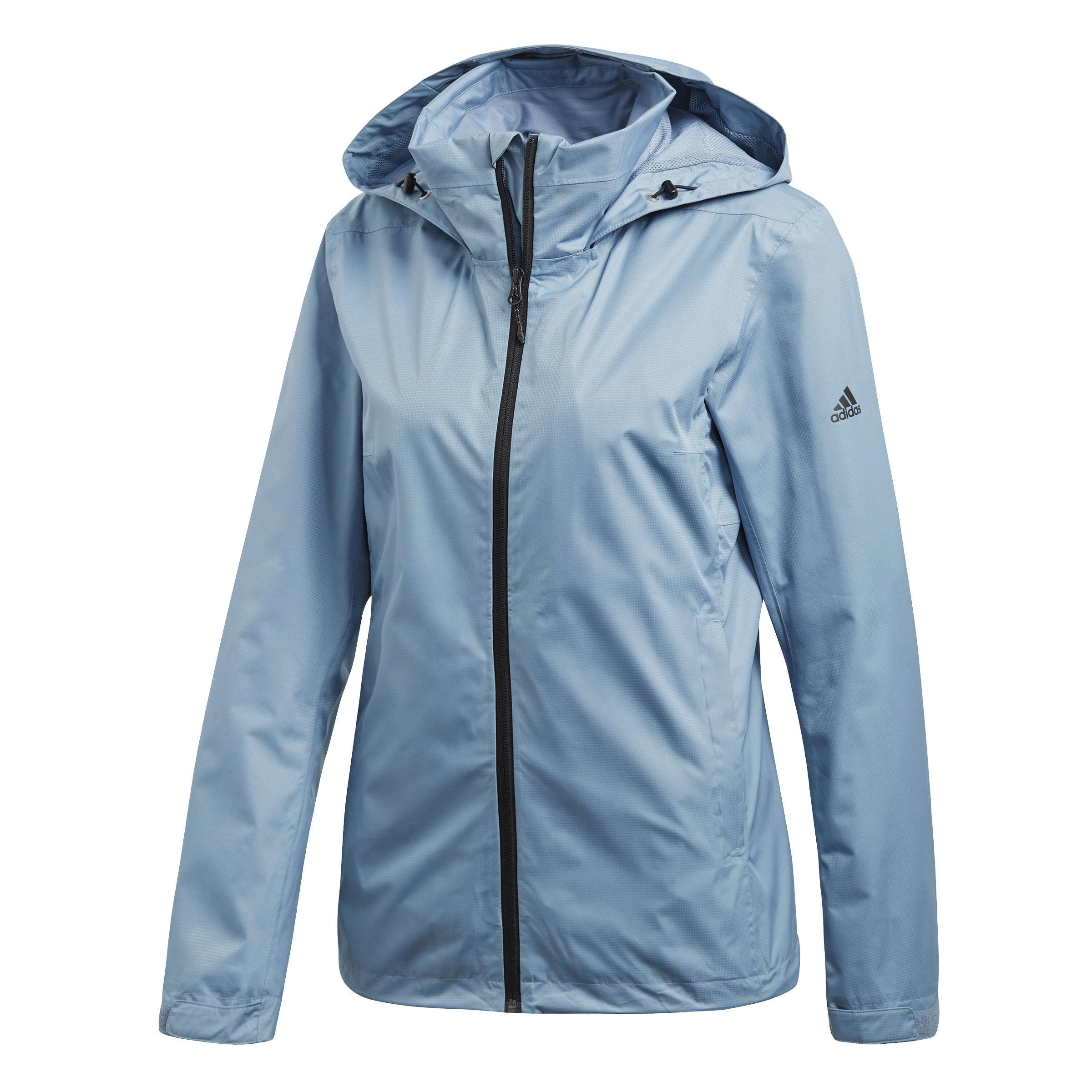 Adidas Outdoor Wandertag Rain Jacket Womens