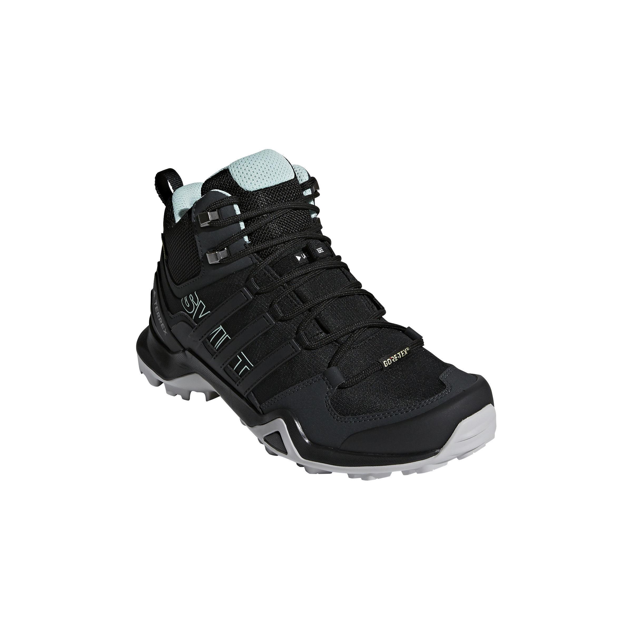 f75652cfcc6a0 Adidas Outdoor Terrex Swift R2 Mid GTX Hiking Shoes - Women s