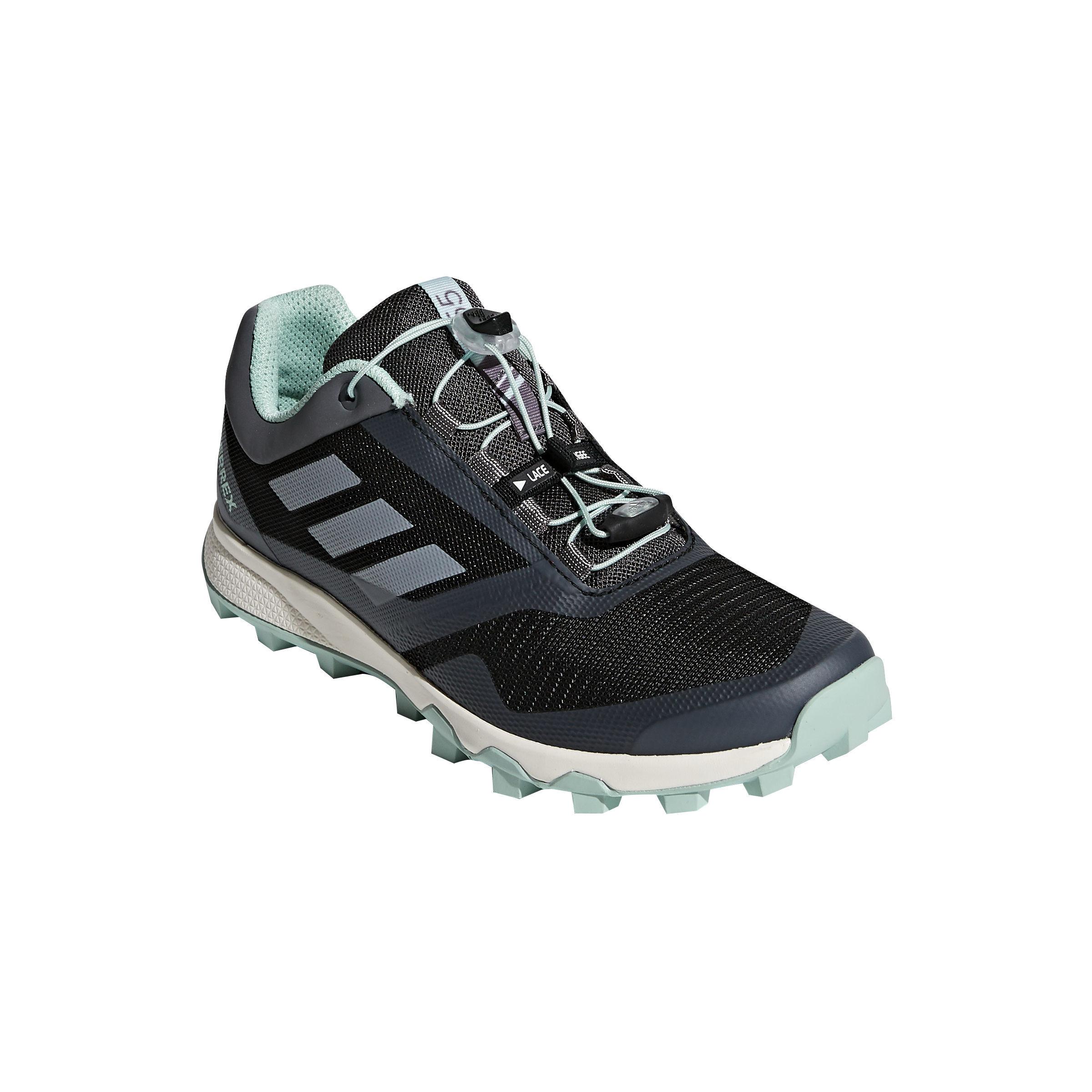 Adidas Adistar Raven Boost Women's Trail Running Shoes 8.5