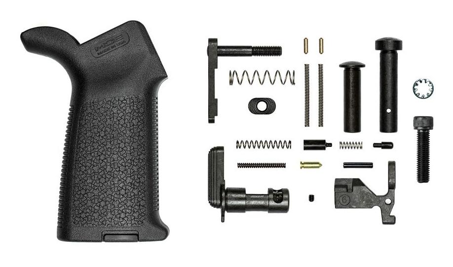 Aero Precision M4E1 Magpul MOE Lower Parts Kit w/No FCG