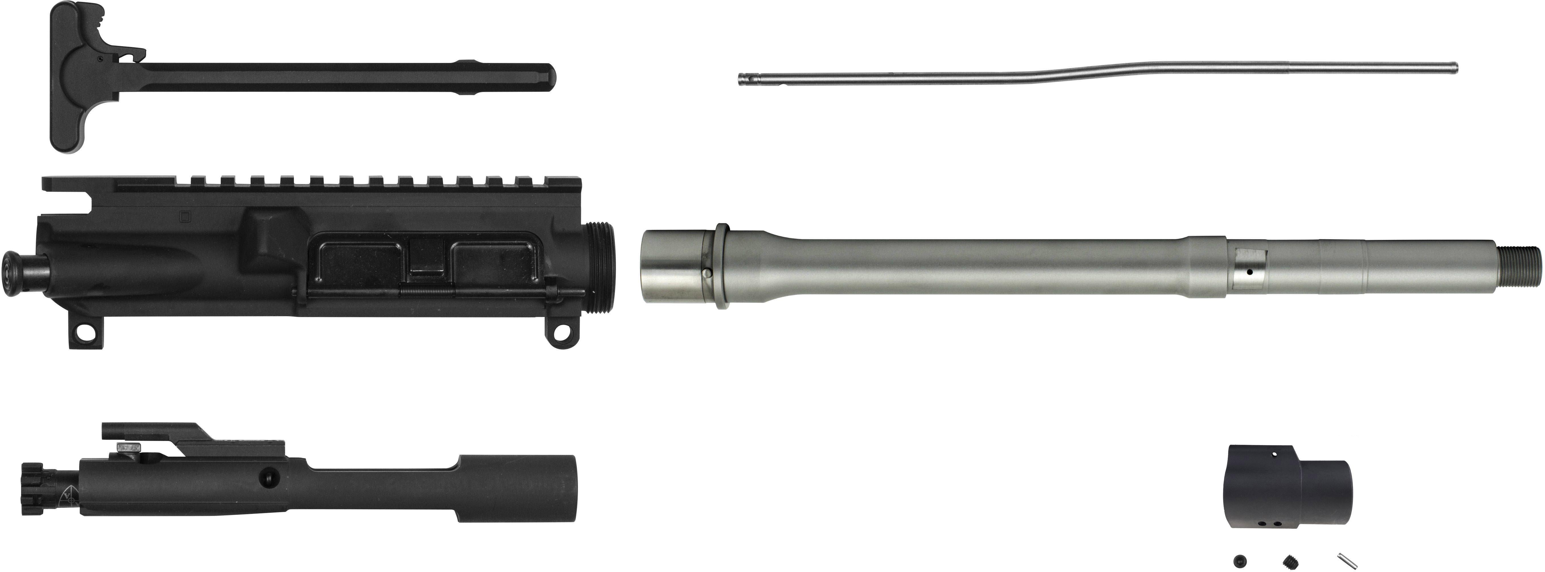 Alexander Arms Ar15 Stripped Pistol Upper W Free S H