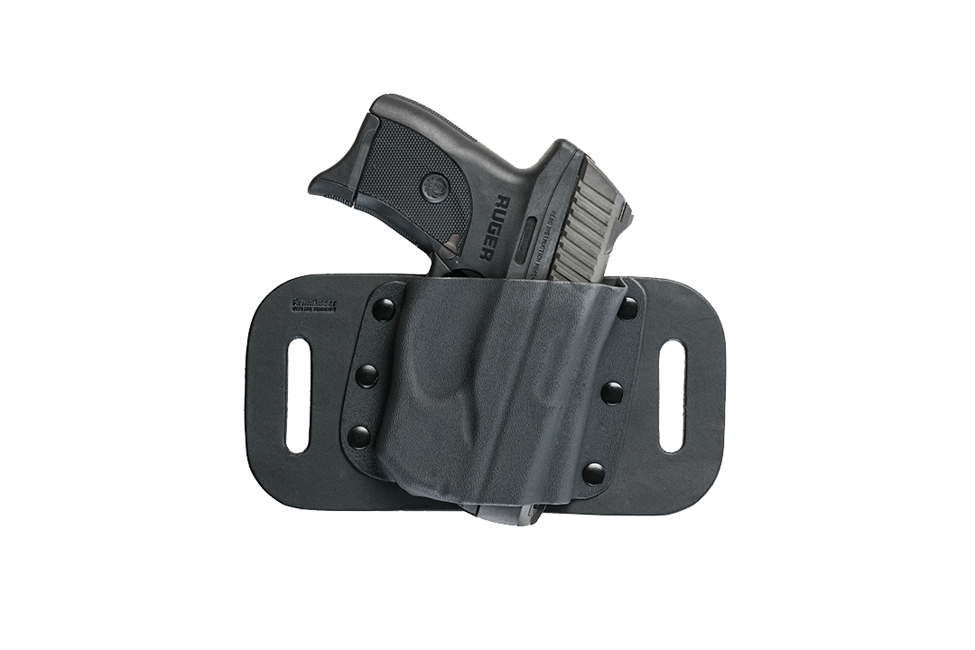 ArmaLaser SnapSlide/CrossBreed OWB Laser-Fit Holster for Ruger LC9, LC9s,  LC380
