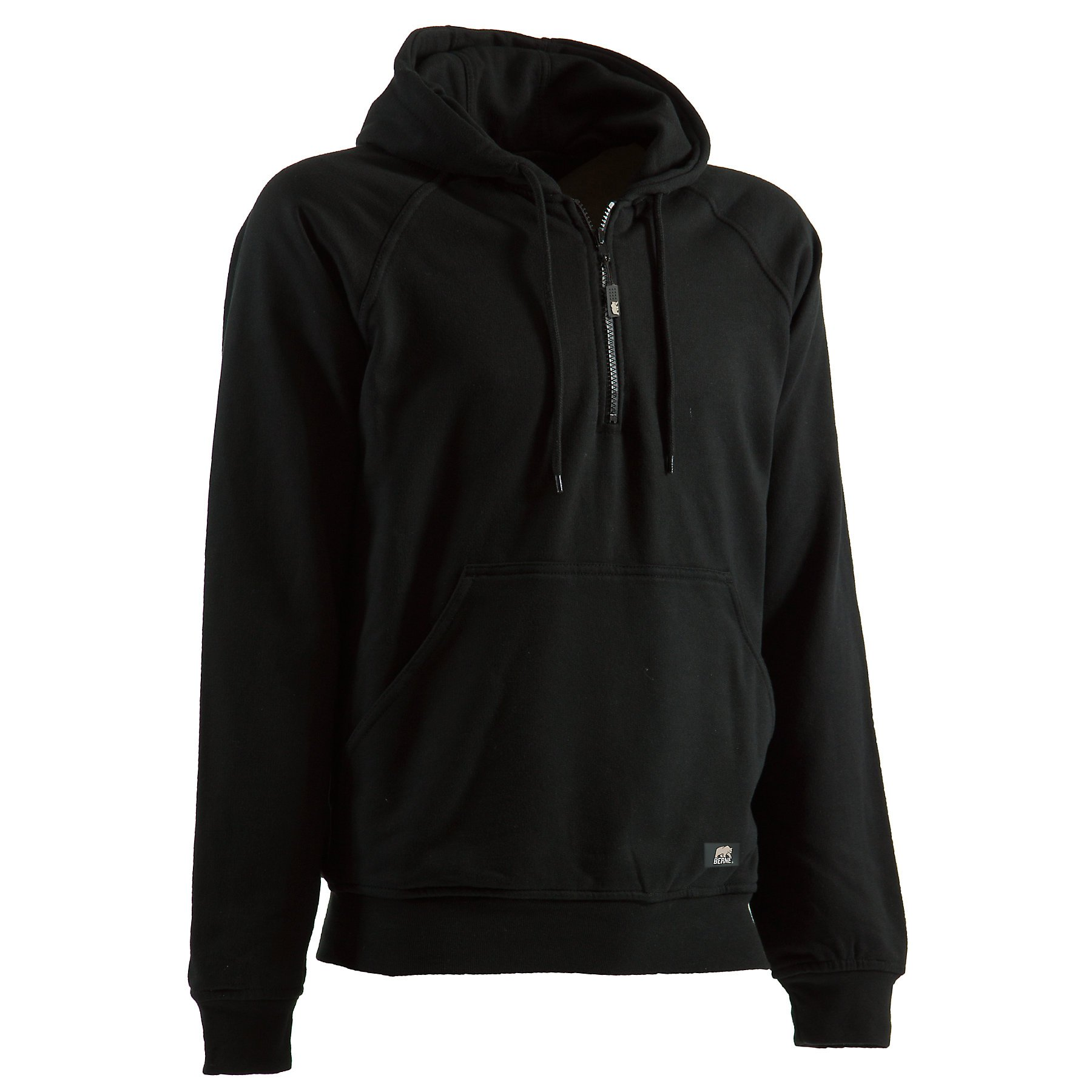 638e8f110 Berne Quarter-Zip Hooded Sweatshirt - Mens | Up to 13% Off Free Shipping  over $49!