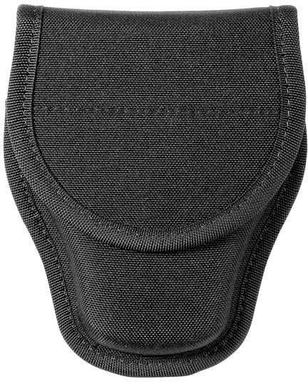 """Bianchi 18772 Double Cuff Case 7317 Fits Belt Width 2/"""" /& 2.25/"""" Black Accumold"""