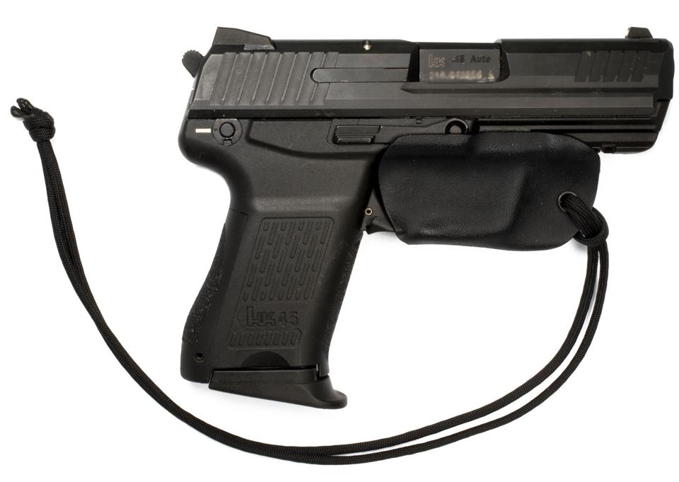 Black Rhino Concealment Trigger Guard Holster for Seecamp 32 CAL Models