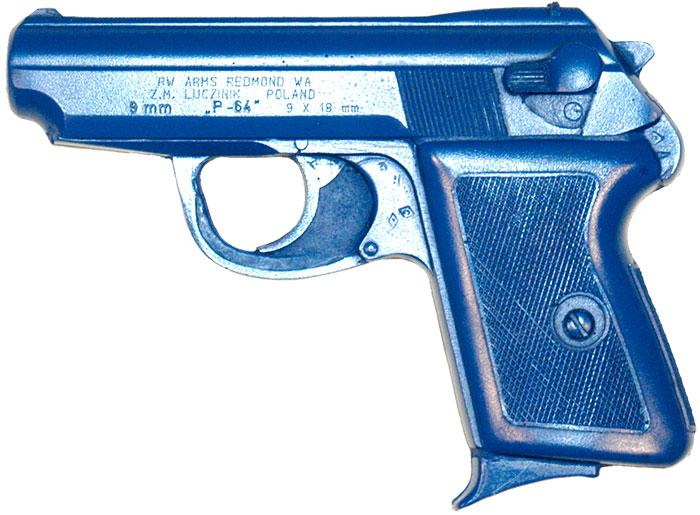 Blueguns Polish P-64 Training Handgun