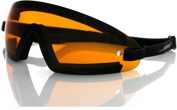 c707b0590da Bobster Wrap Around Goggles with Black Frame