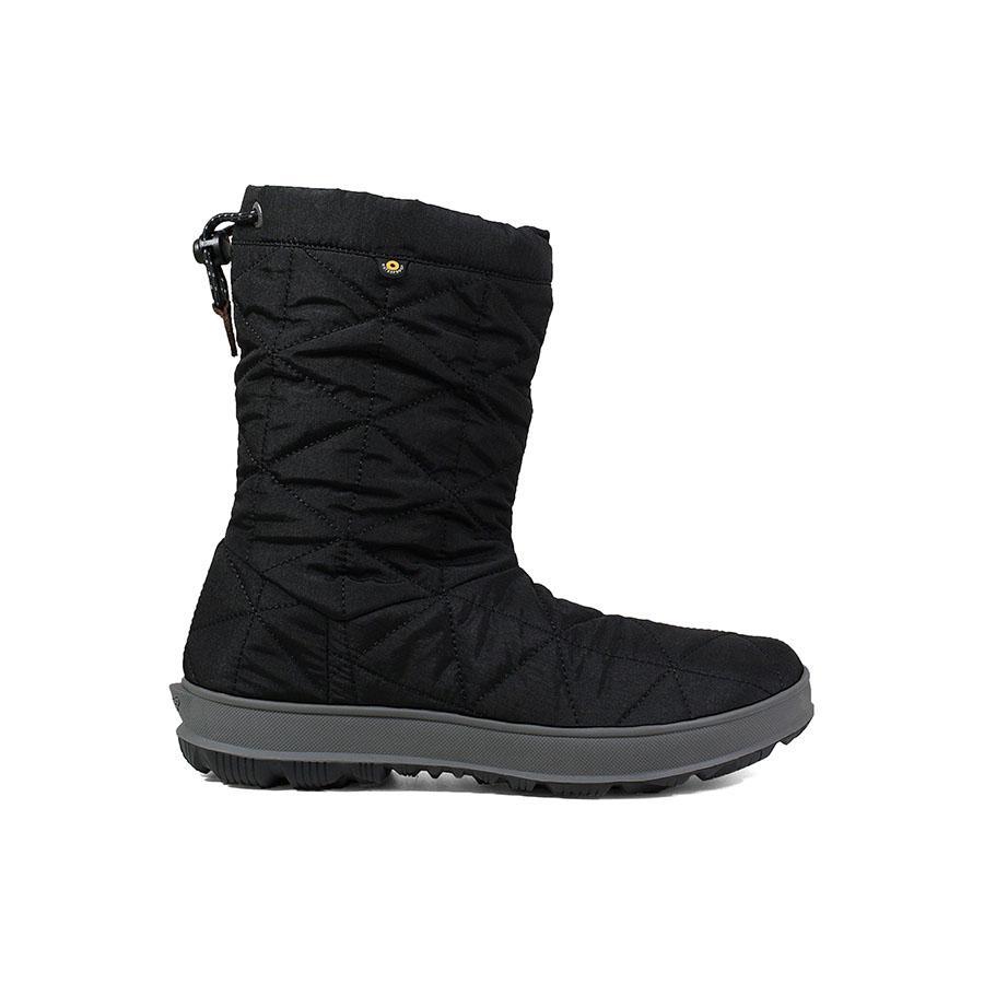 Bogs Childrens Classic High Waterproof Winter Boot Black 10 M US