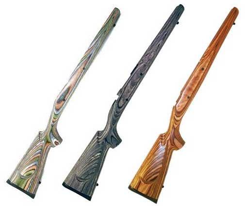 Boyds Hardwood Gunstocks Classic Remington 788 Long Receiver Left Hand  Stock Right Hand Action Factory Barrel Channel