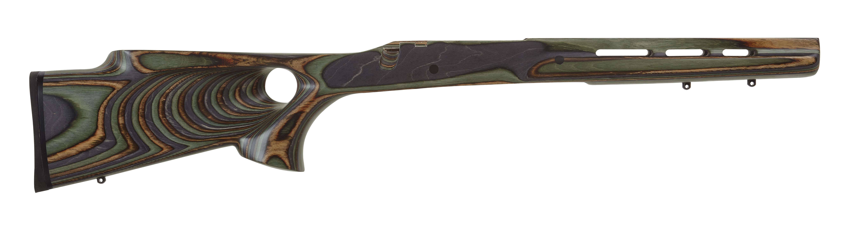 Boyds Hardwood Gunstocks Varmint Thumbhole Remington 721 Long Action  Factory Barrel Channel Stock