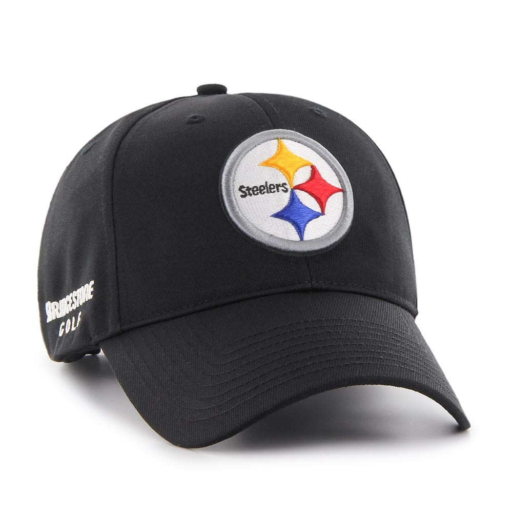 Bridgestone NFL Golf Hats Pittsburgh Steelers  68386b8dfd1