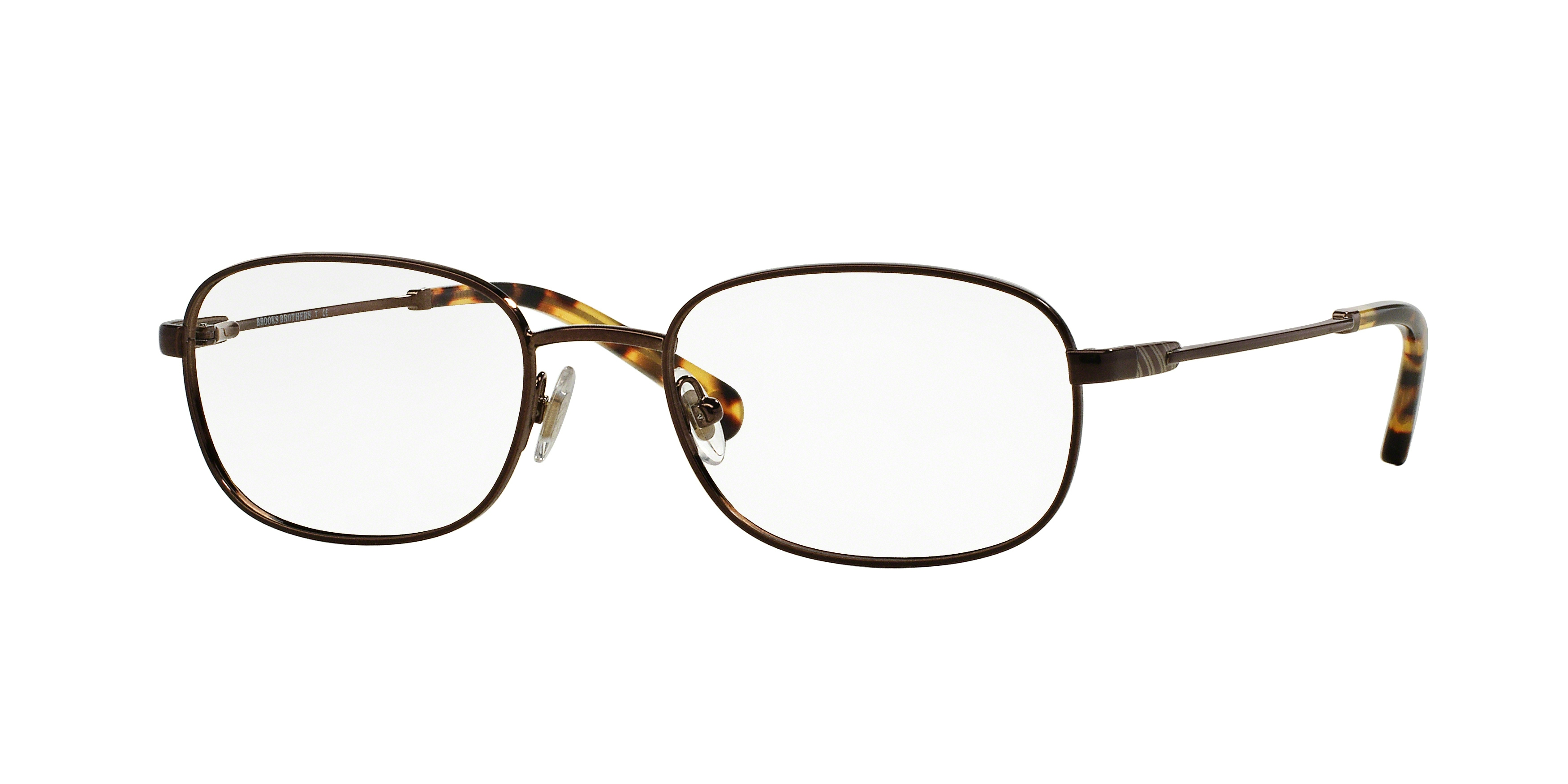 8a8e68fa9bd4 Brooks Brothers BB1014 BB1014 Eyeglass Frames | Up to 55% Off w/ Free  Shipping