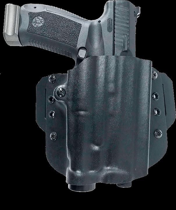 CANik 9MM Elite OWB Light Capable Holster