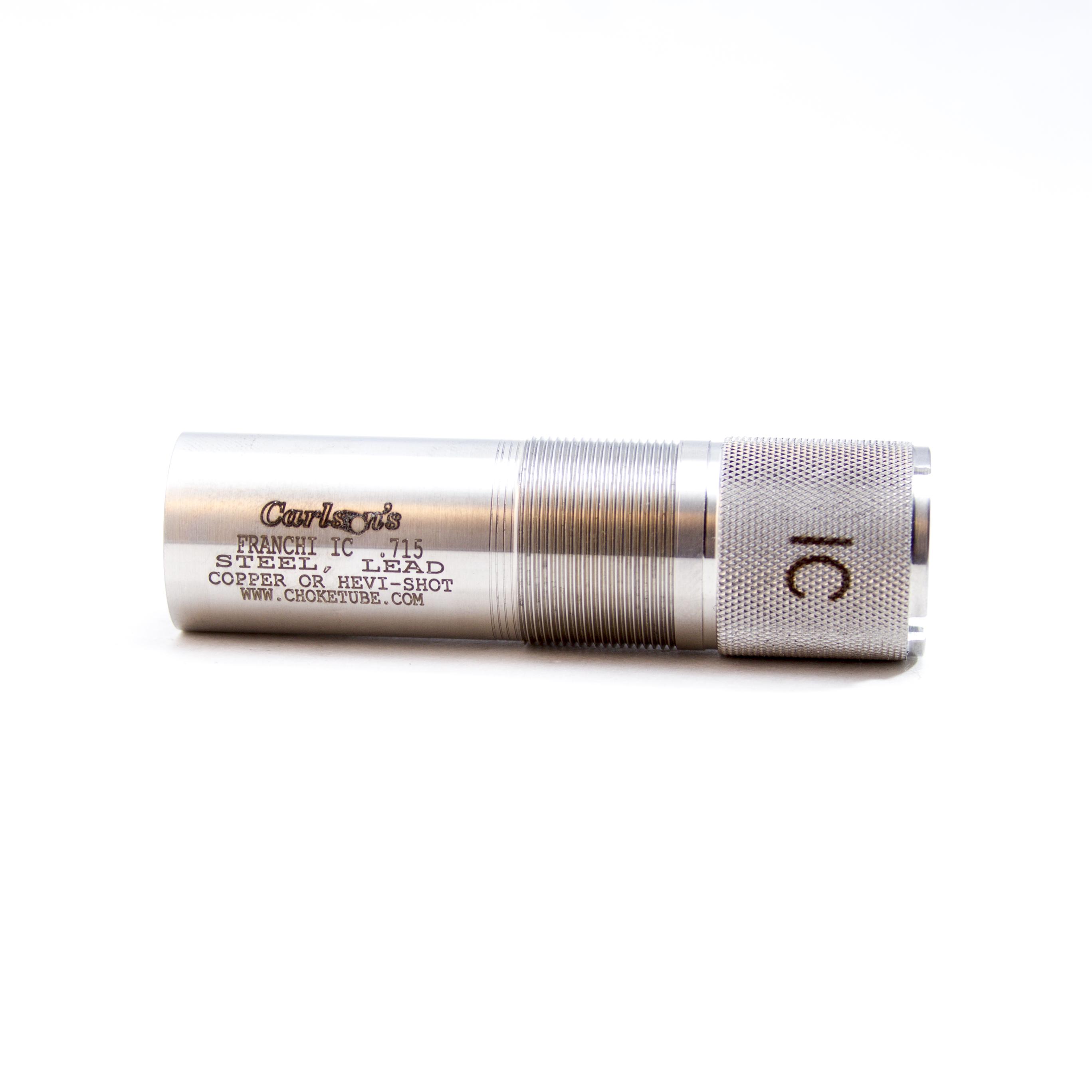 Carlson's Choke Tubes FranChoke 12ga Sporting Clay Improved Cylinder