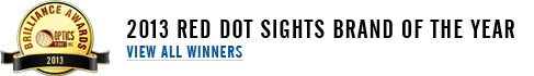 Red Dot Sights Brand of the Year