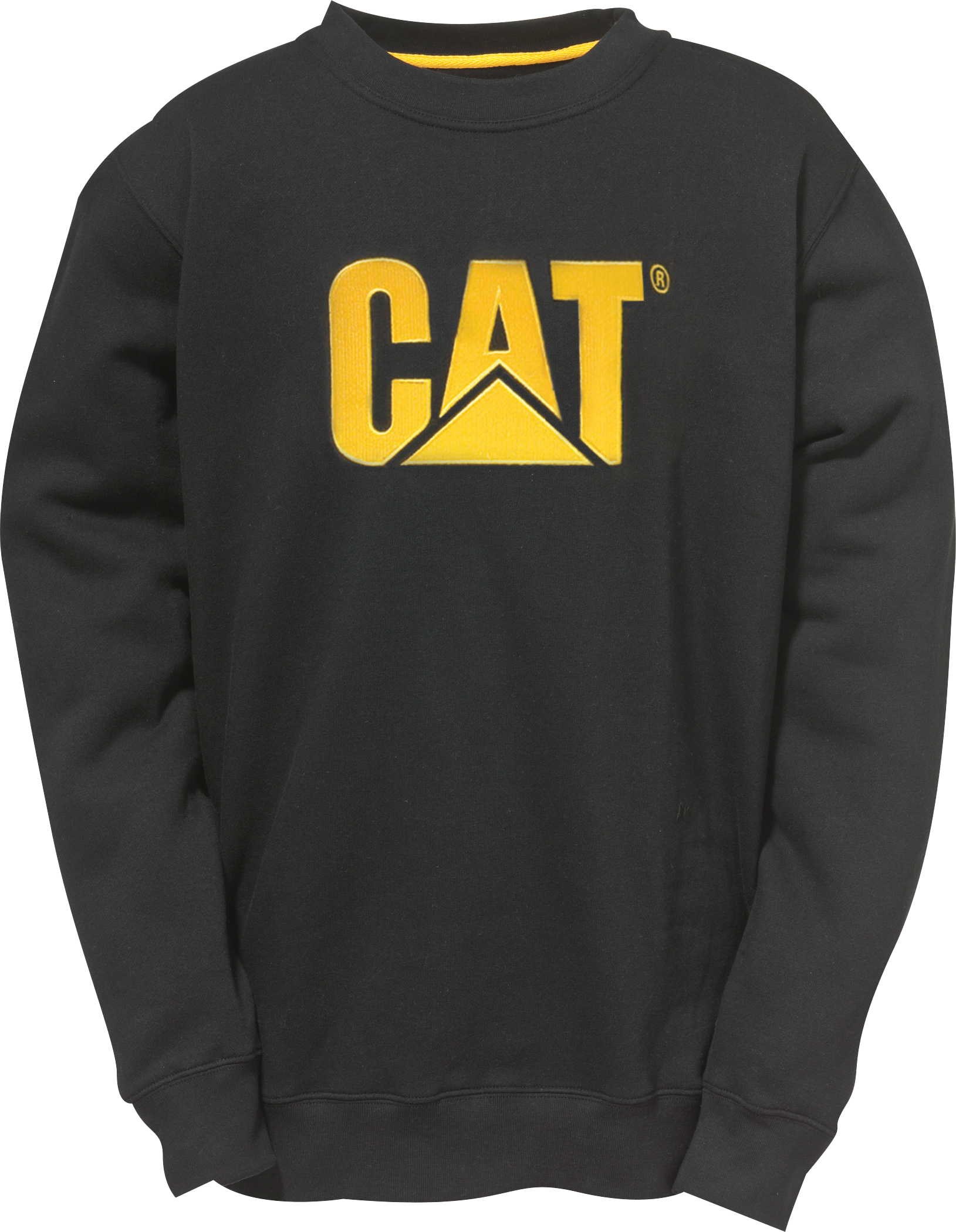 Be the first to review the caterpillar logo crewneck sweatshirt page 1