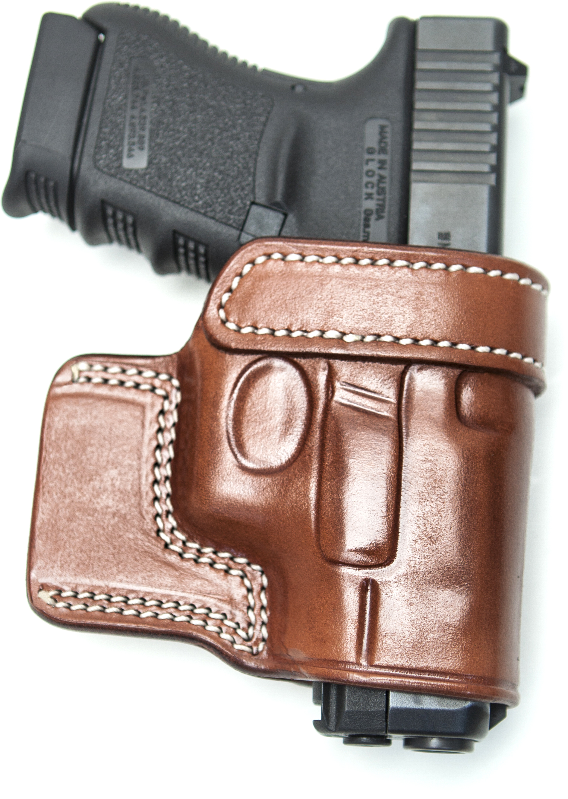 Cebeci Arms Leather S&W J Frame Speed Holster 20924
