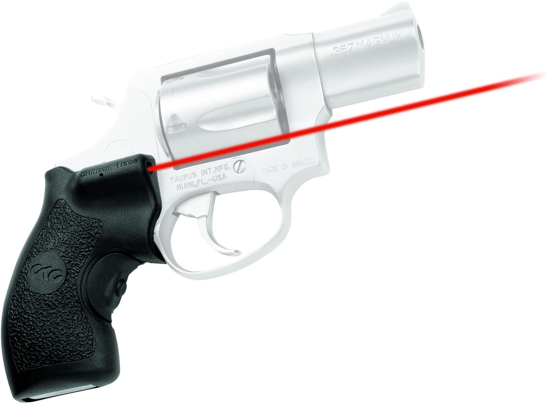 Crimson Trace Lasergrip For Taurus Small Frame LG185