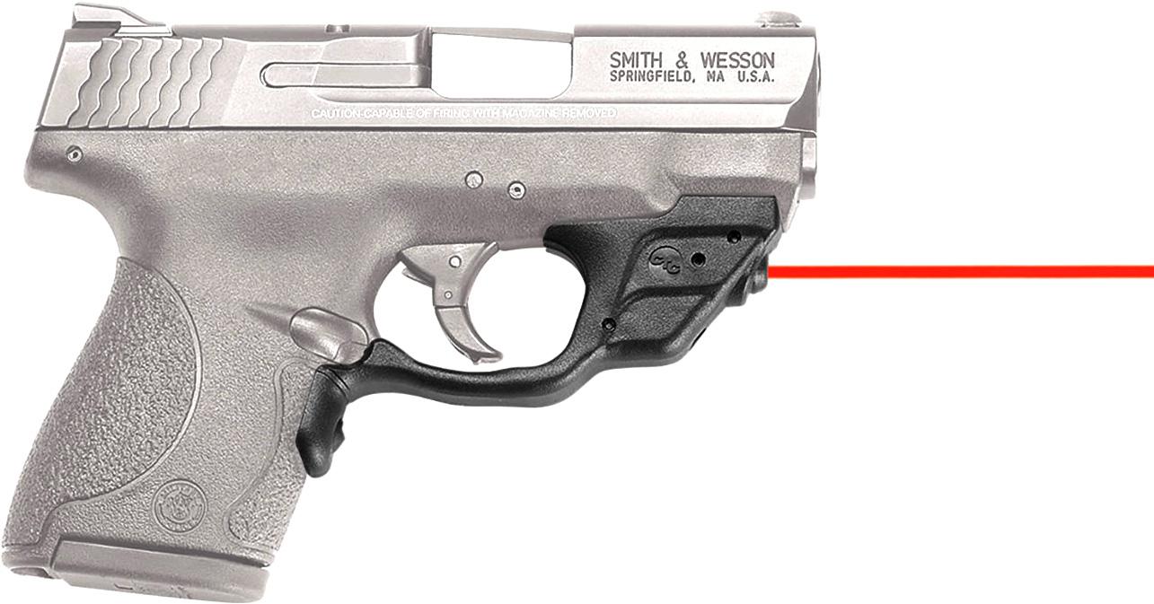 Crimson Trace Laserguard Laser Sight for S&W Shield Handgun