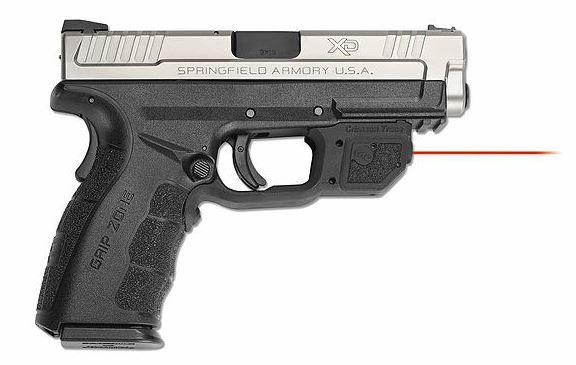 Crimson Trace Laserguard Laser Sight for Springfield Armory XD MOD 2