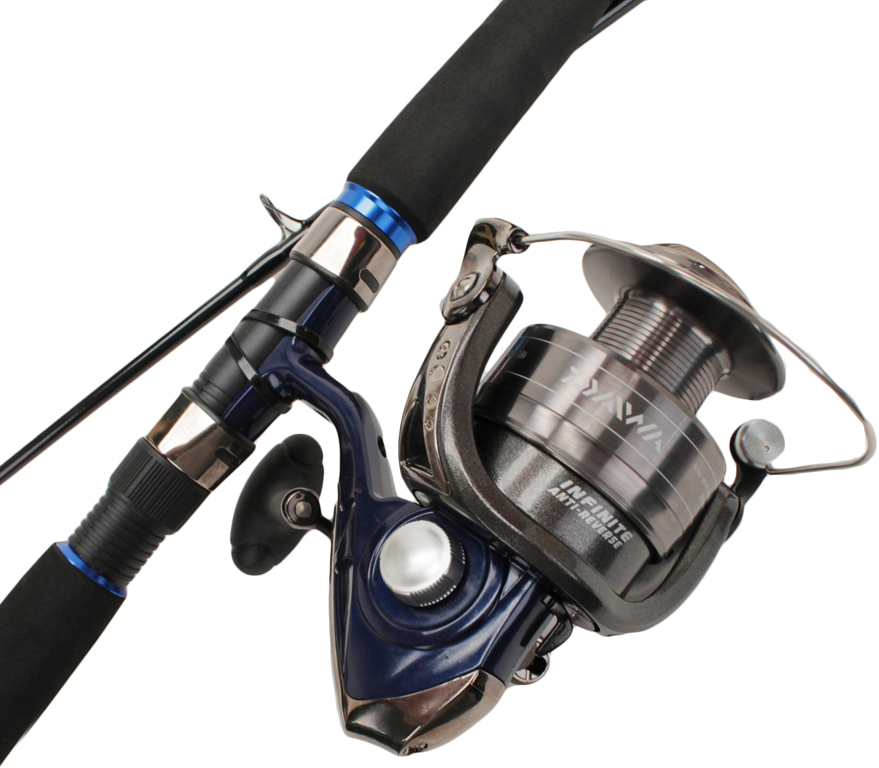 7c0b2bdde25 Daiwa D-Wave Saltwater Spinning Combo | Up to 31% Off Free Shipping over  $49!
