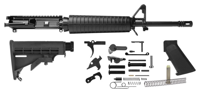 Del-ton Rifle Kit 5 56x45mm 16