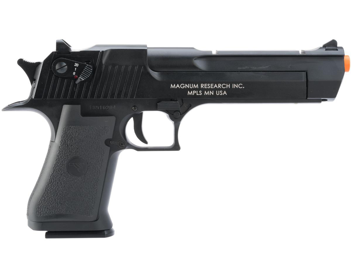 Desert Eagle Magnum Research Licensed Co2 Gas Blowback Airsoft Pistol W Free Shipping