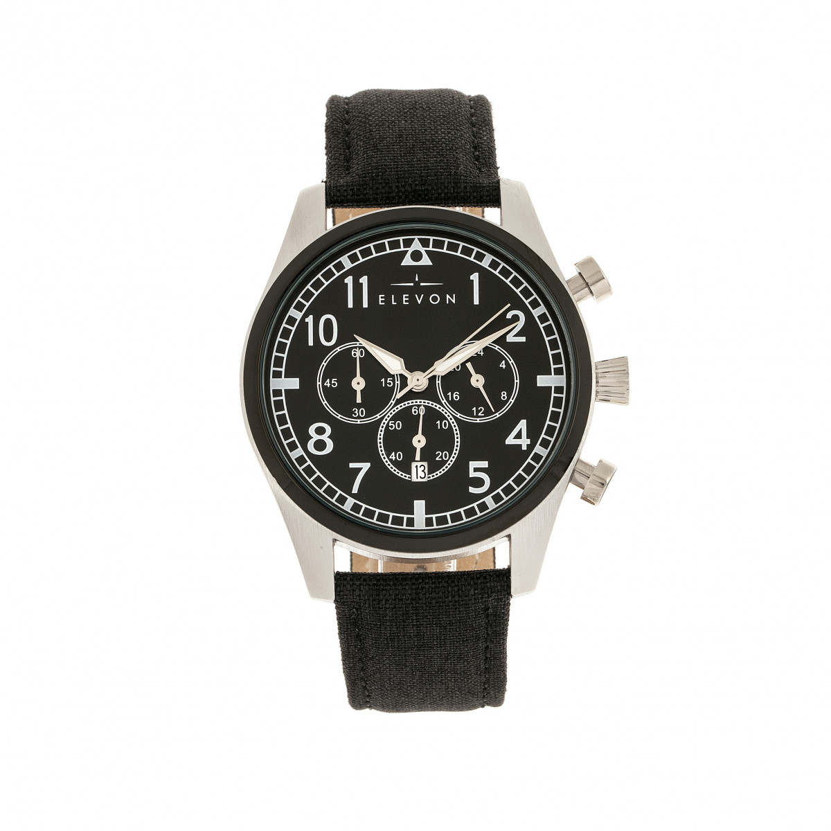 7f5e42f3a Elevon Elevon Curtiss Leather-Band Watch   Up to 60% Off w/ Free S&H