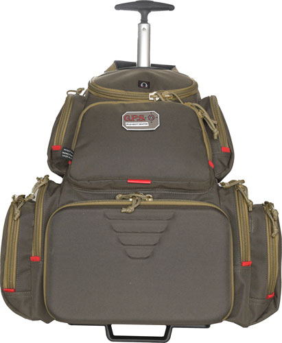 Rolling Handgunner Range Backpack
