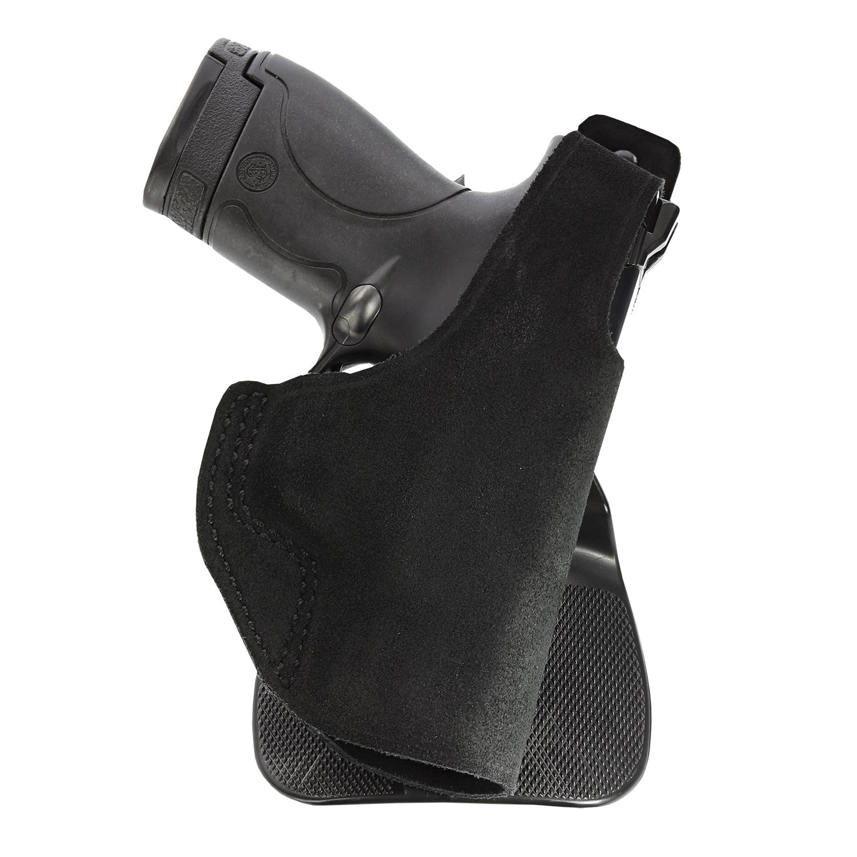 Belt Ride Leather Gun Holster LH RH For Ruger SP101 3in
