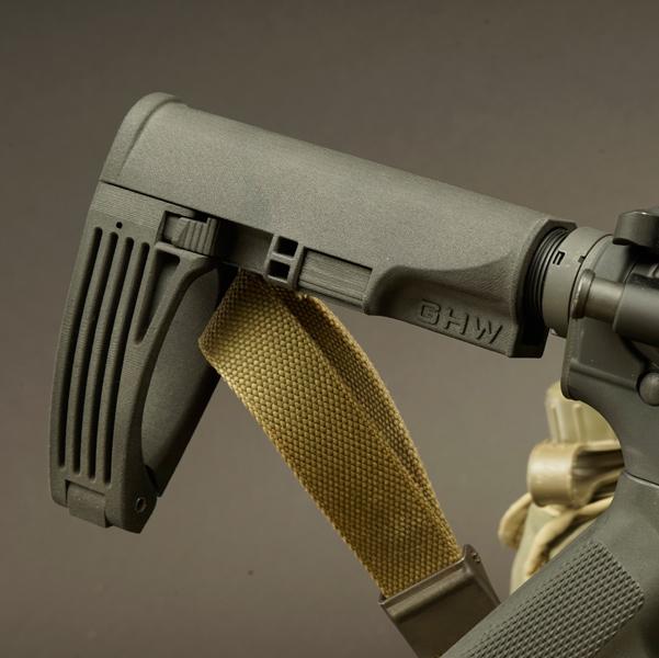 Gear Head Works Tailhook Mod 2 Telescoping Pistol Stabilizing Brace