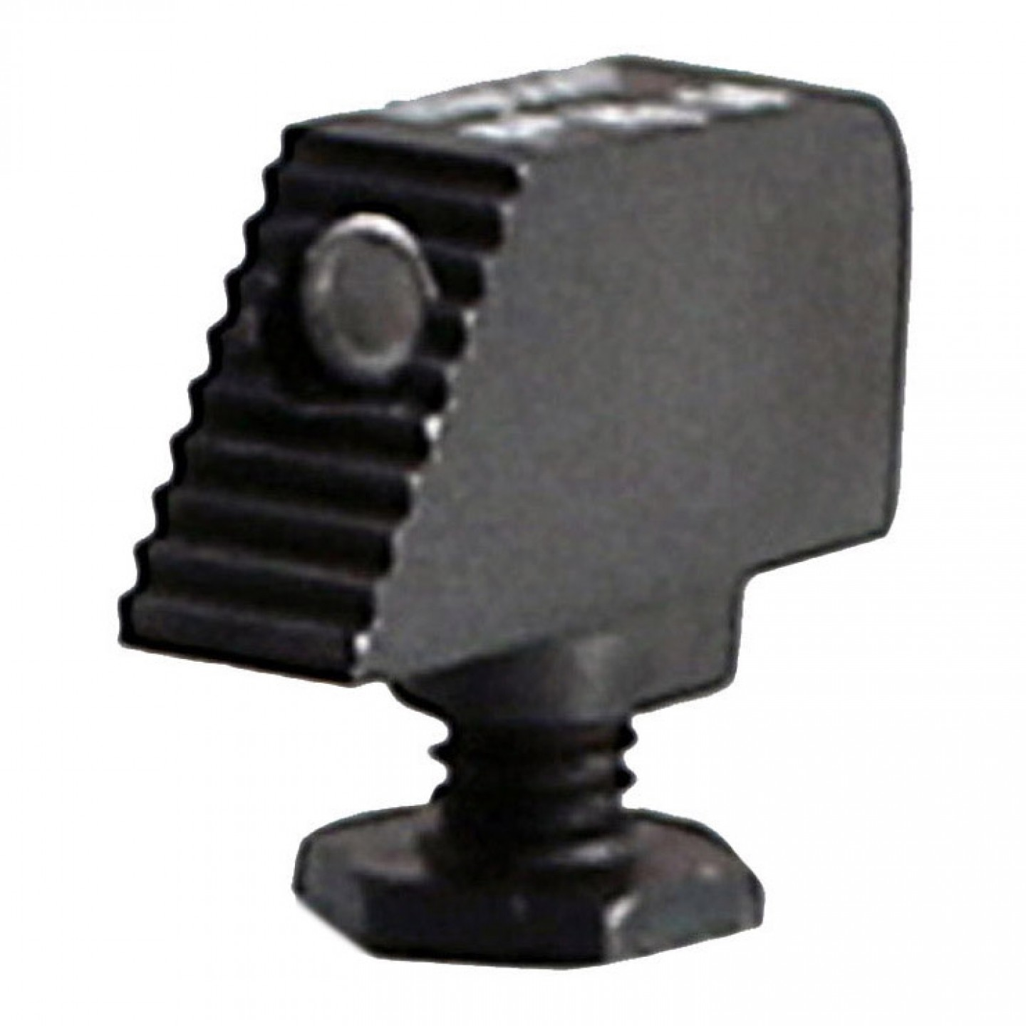 HEINIE 3186F GLOCK LEDGE STRAIGHT EIGHT TACTICAL SIGHT FRONT