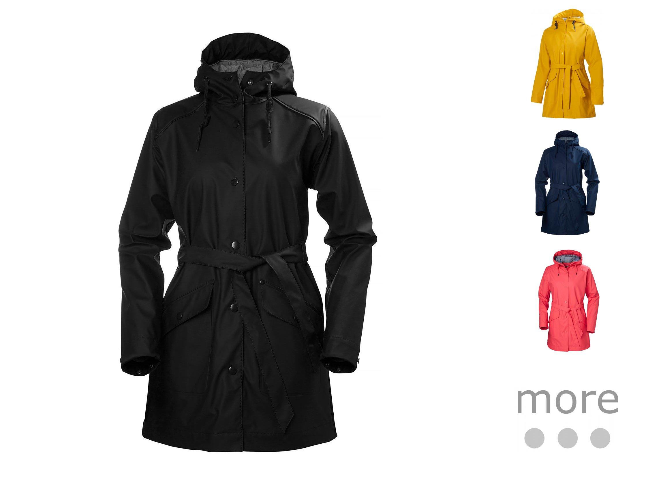 Helly Hansen Kirkwall Rain Coat Women's