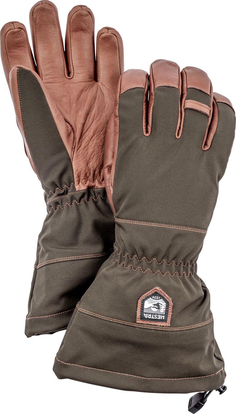 uusi halpa voittamaton x paras laatu Hestra Hunters Gauntlet CZone 5 Finger Glove - Unisex